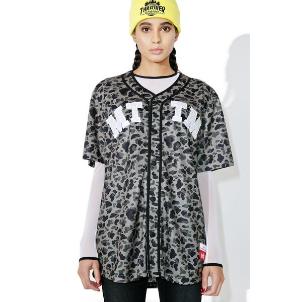 Married to the Mob MTTM Baseball Jersey