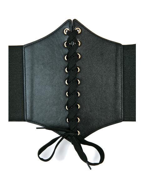 Stinger Lace-Up Waist Belt