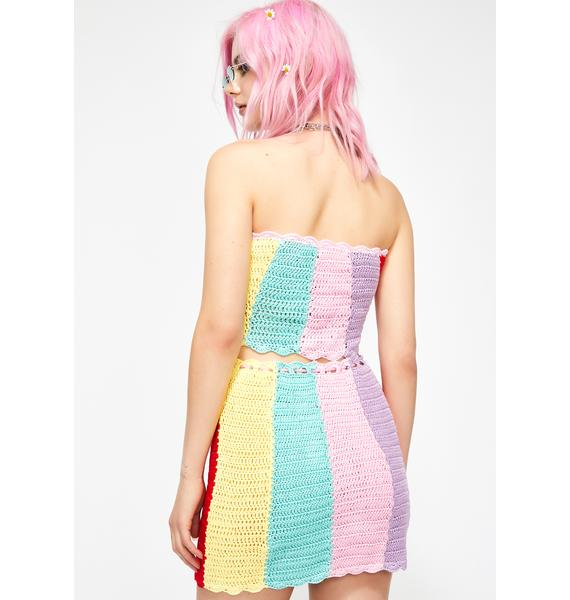 Rainbow Soul Crochet Set