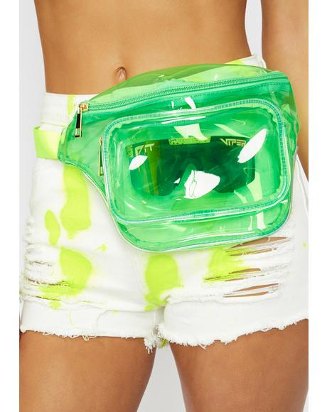 Nuclear Kandi Fanny Pack