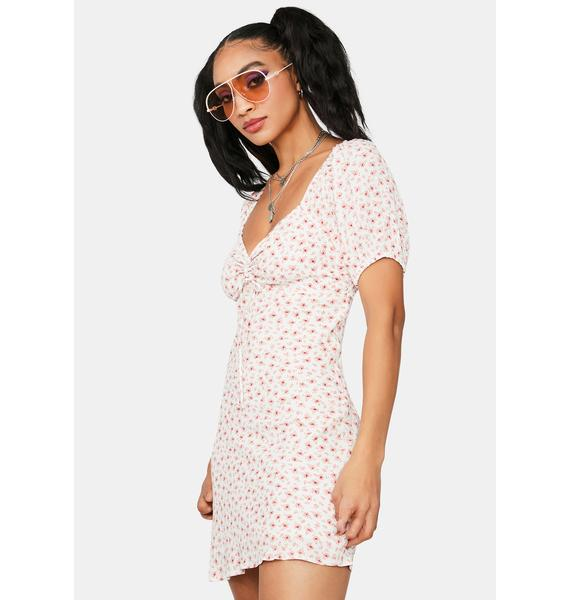 Blush Chase This Feeling Mini Dress
