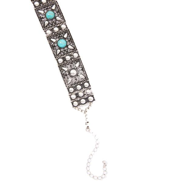 Run Wild Square Choker