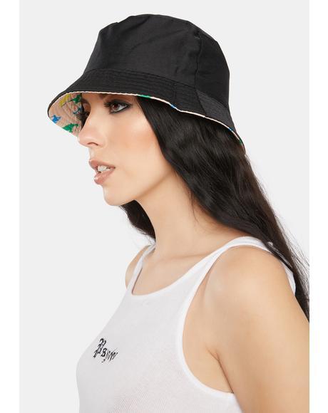 Almost Extinct Reversible Bucket Hat