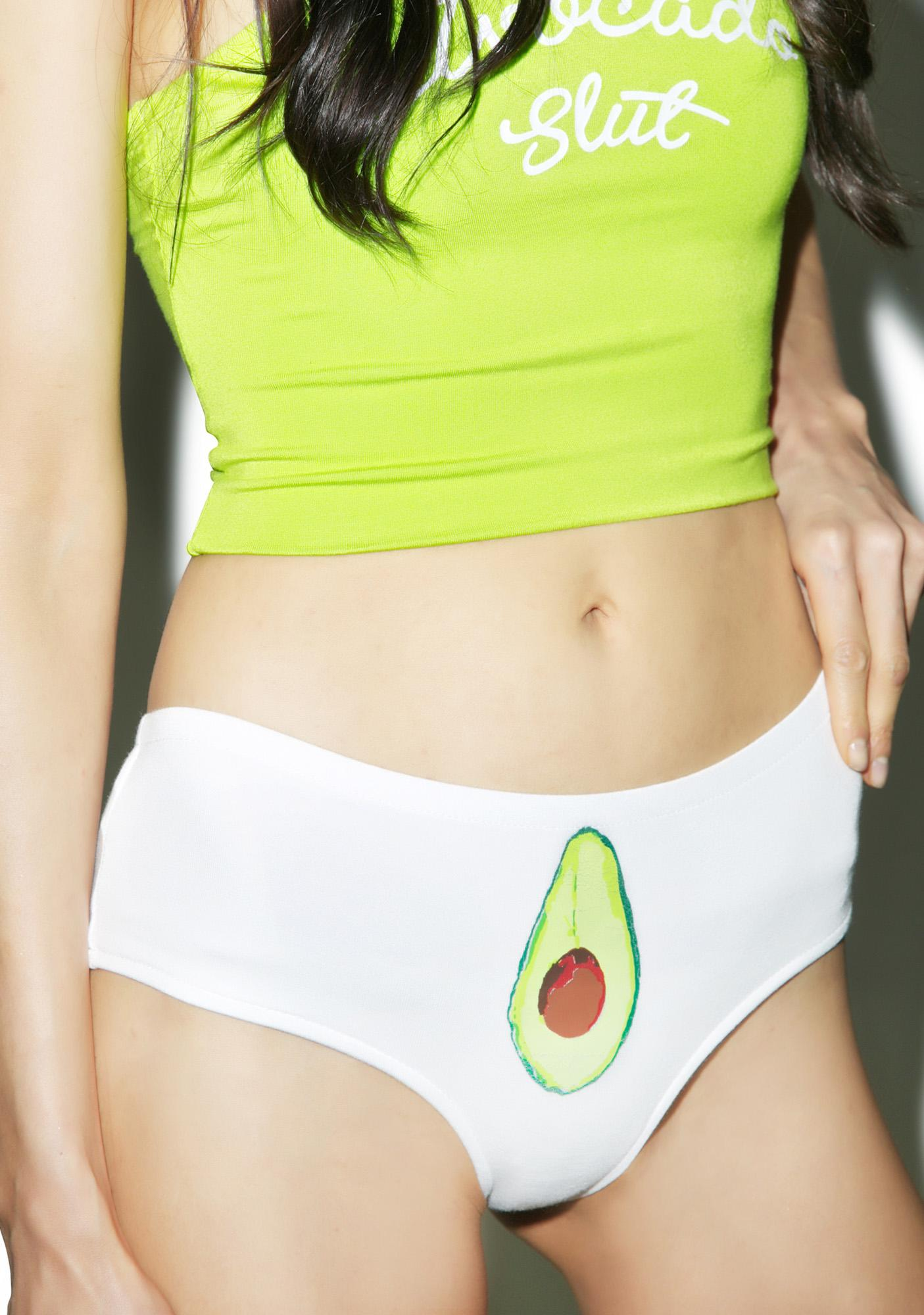 O Mighty Avocado Booty Panty