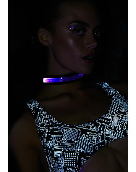 Candy LED Collar
