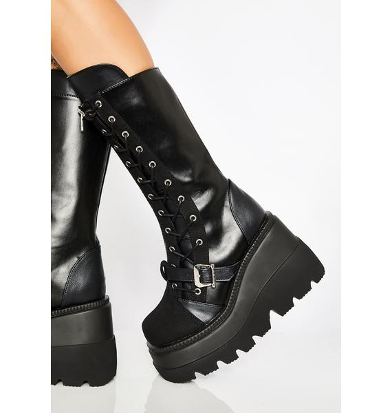 Demonia On Guard Shaker Boots