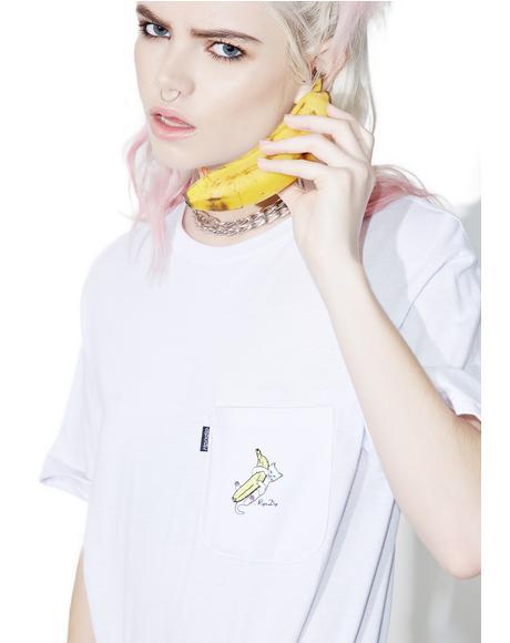 Nermal Banana Tee