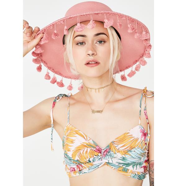 Valfré Cotton Candy Jeannette Hat