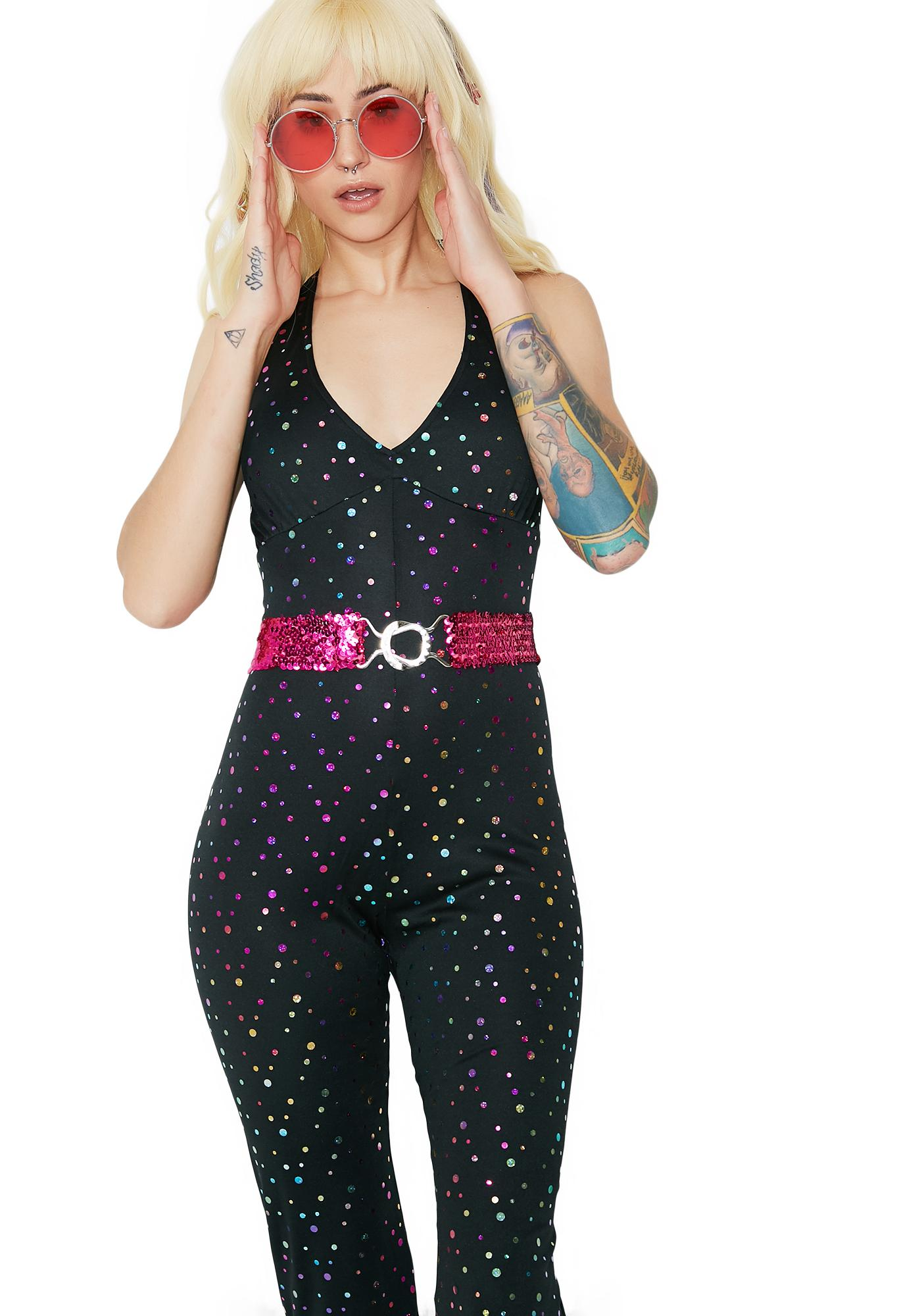 Disco Doll Costume