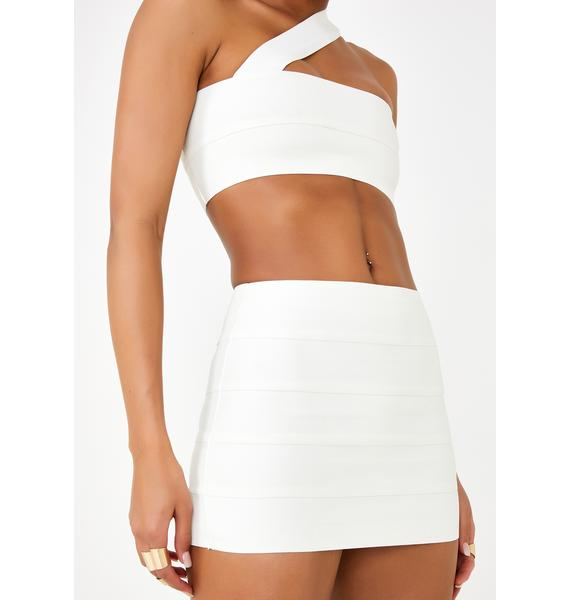 Club Exx Sacred Saga Mini Skirt