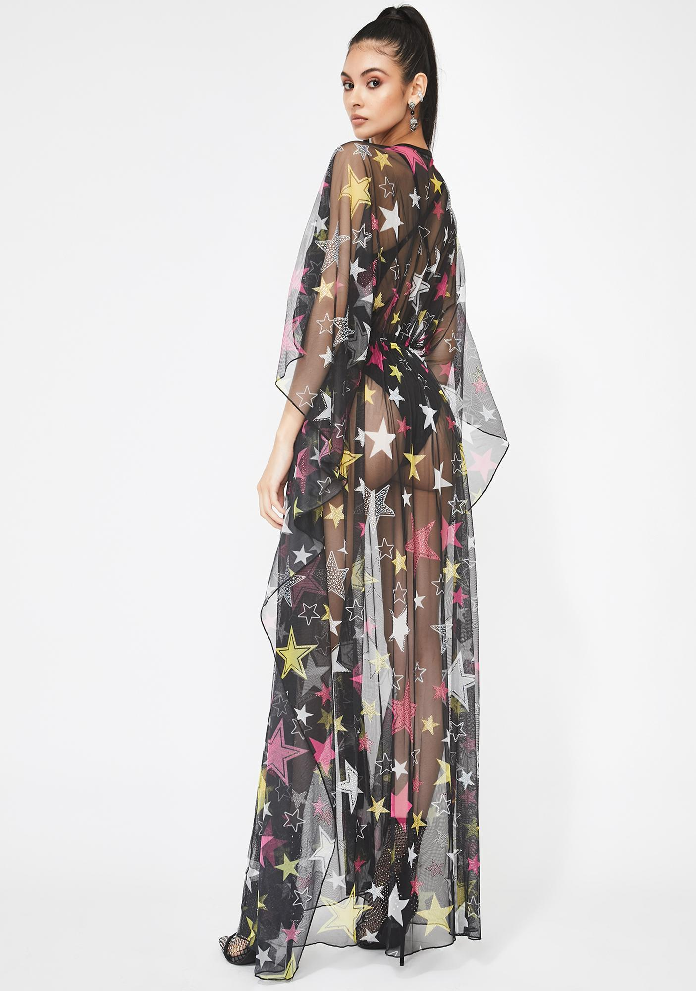 Kiki Riki Ur A Star Maxi Dress