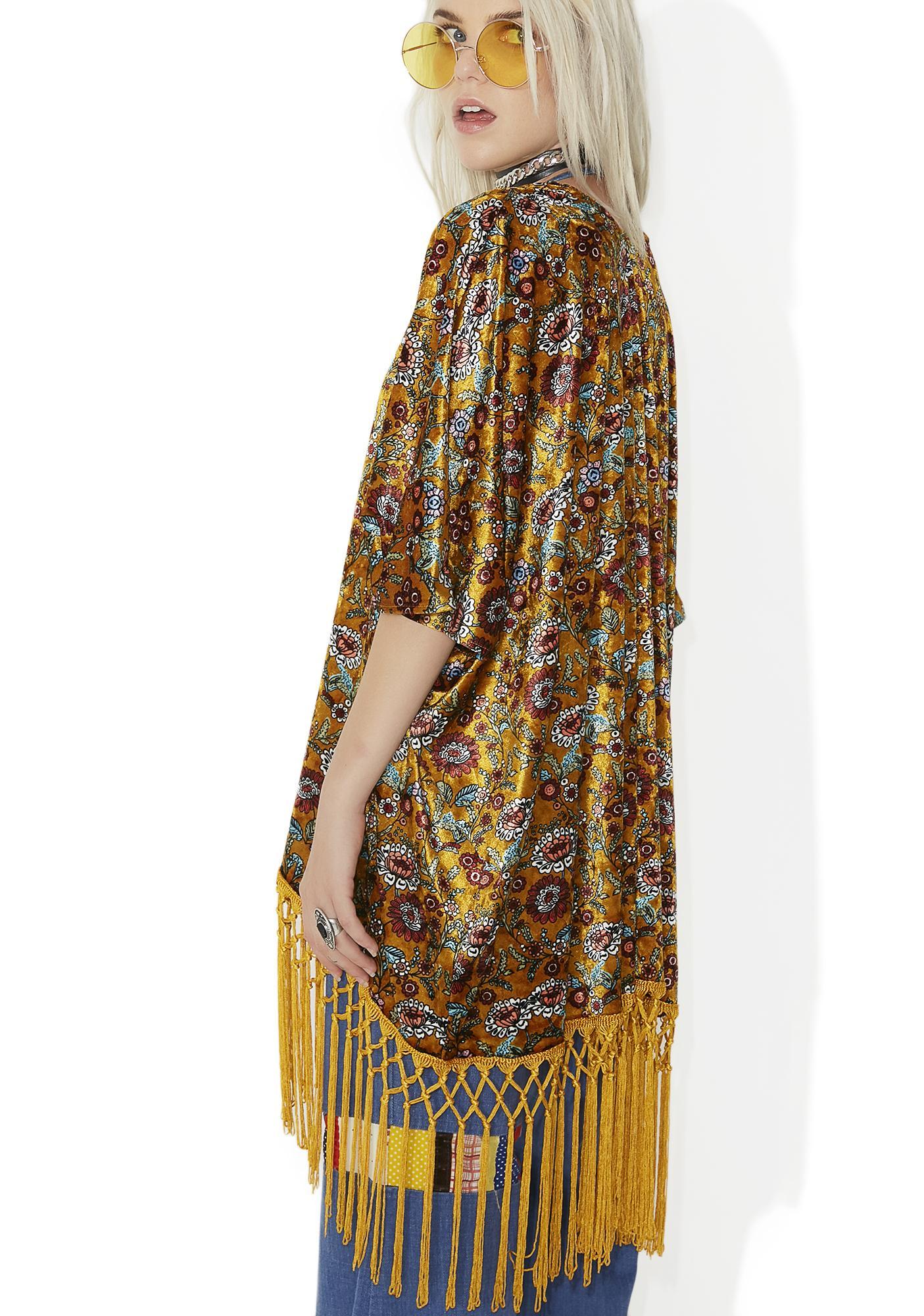 As I Am Lady Rosalind Kimono