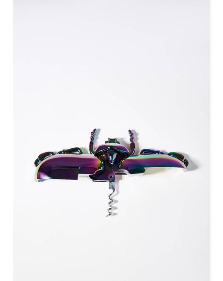 Insectum Iridescent Corkscrew