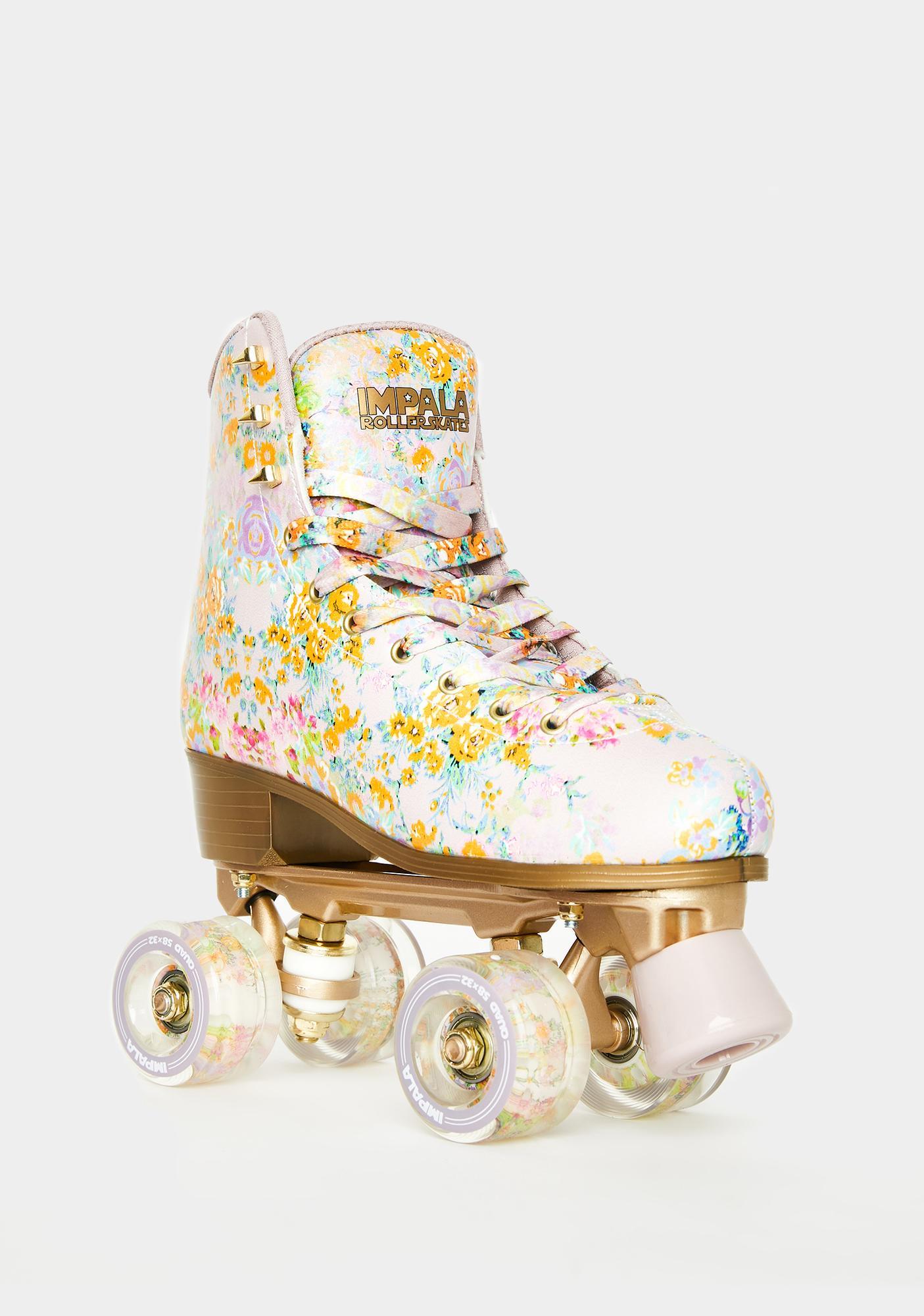 Impala Rollerskates Cynthia Rowley Floral Roller Skates