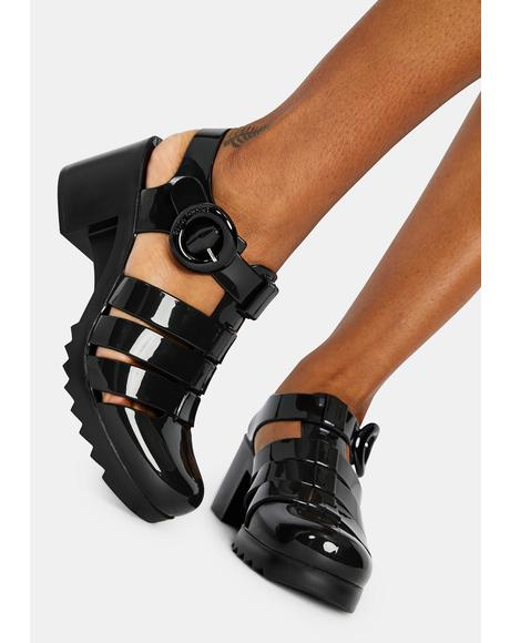 Onyx Vancouver Jelly Sandals