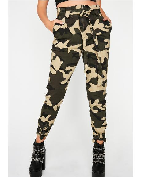 Load It Up Camo Pants