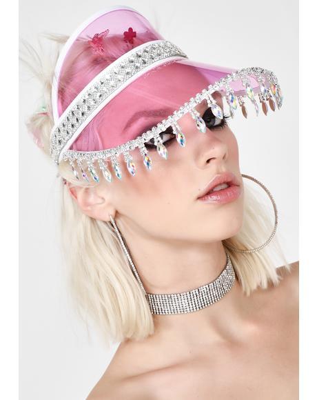 Pixie Ad Vize Me Visor Hat