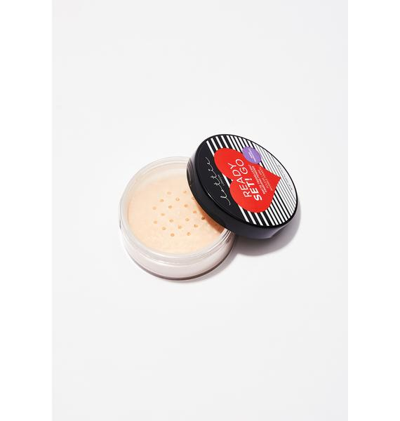 Lottie London Ready Set! Go Radiant Translucent Setting Powder