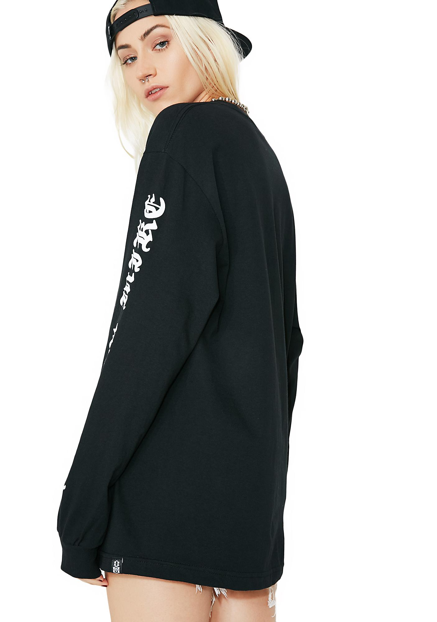 Rebel8 Dusty Long Sleeve Tee
