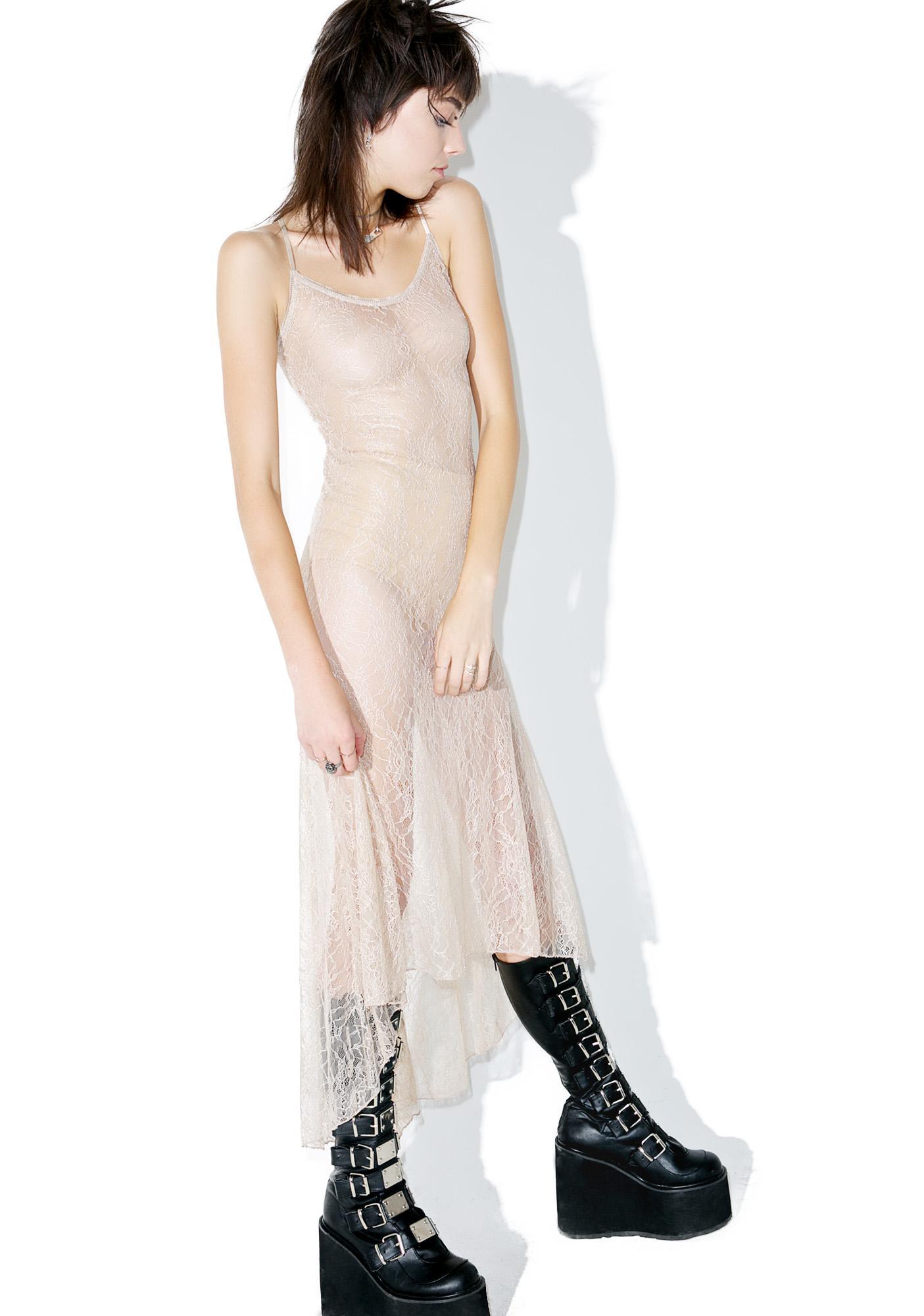 Widow Midnight Hour Slip Dress