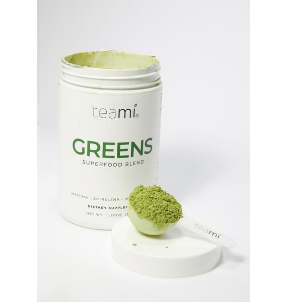 Teami Blends Greens Super Food Blend