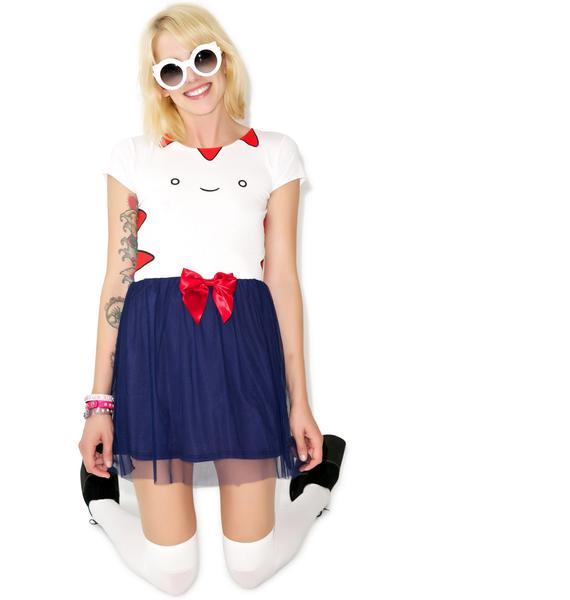 I Am Peppermint Butler Dress