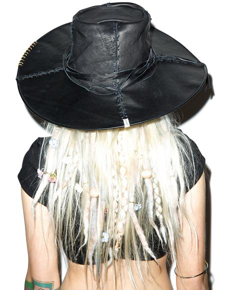 Matisse Leather Hat