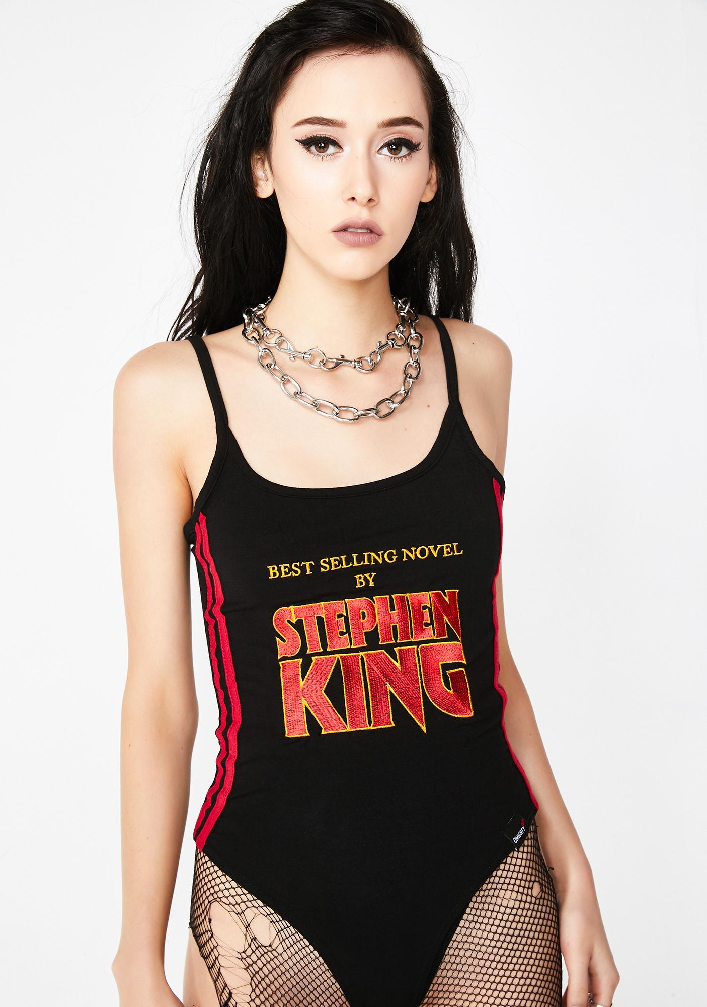 O Mighty Stephen King Bodysuit