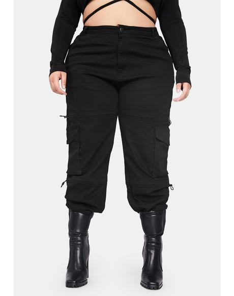 Fierce Worldwide Baddie Cargo Pants