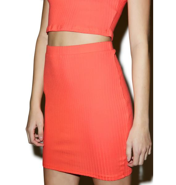 Leeloo Mini Skirt