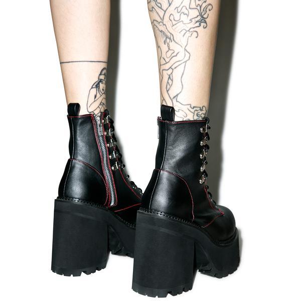 Demonia Deathstalker Boots