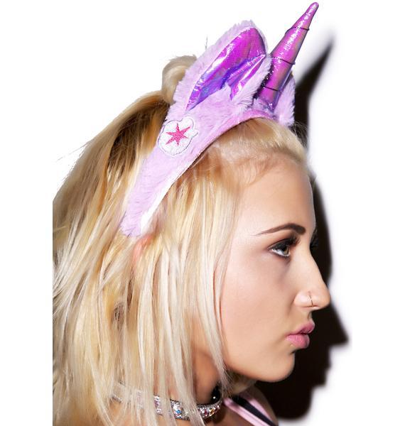Twilight Sparkle Headband