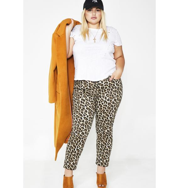 Baddie By Nature Skinny Pants