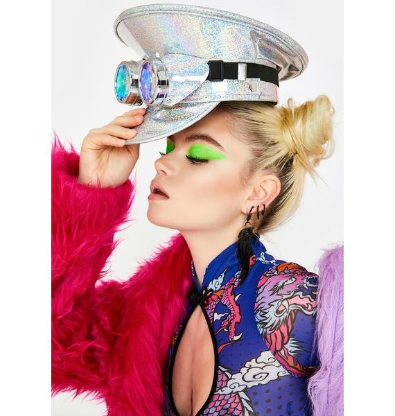 Dream Vision Holographic Hat
