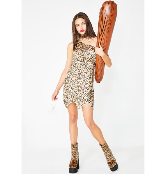Before Time Babe Costume
