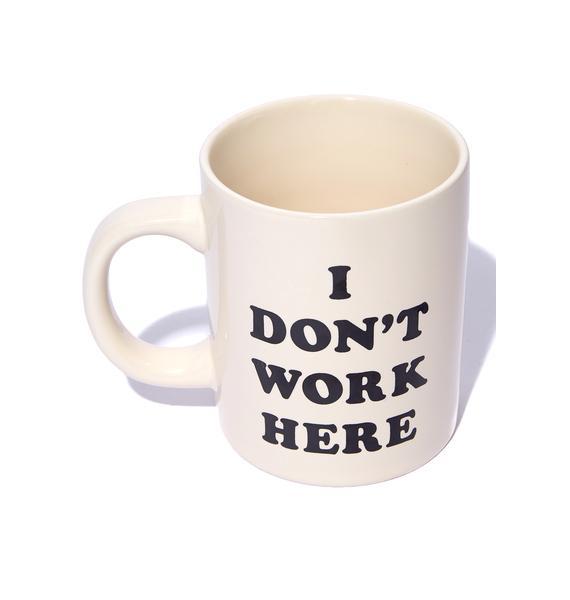 Hot Stuff Ceramic Mug