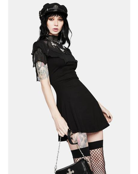 Nox Batwing Dress