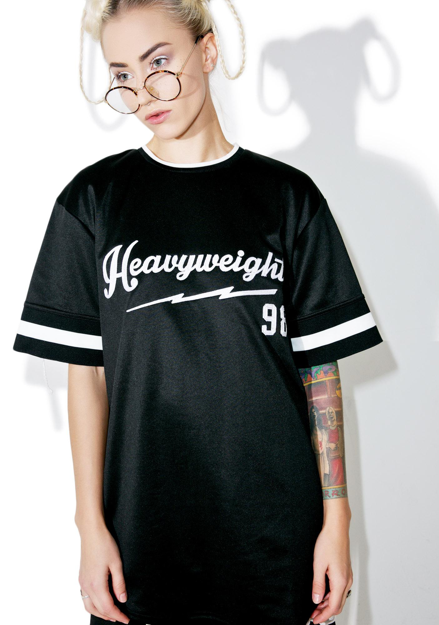 Diamond Supply Heavyweights Baseball Shirt