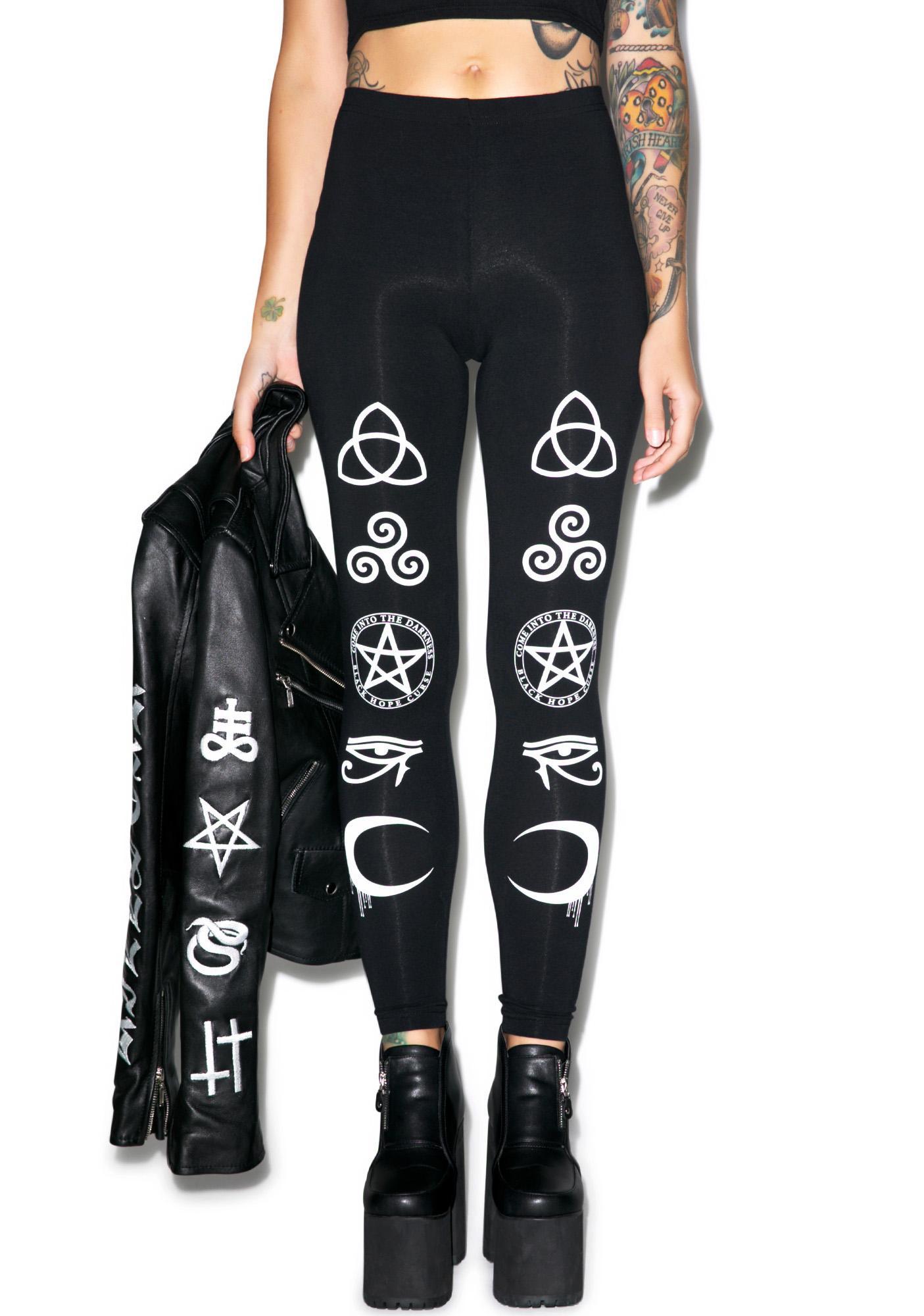 Symbol Leggings