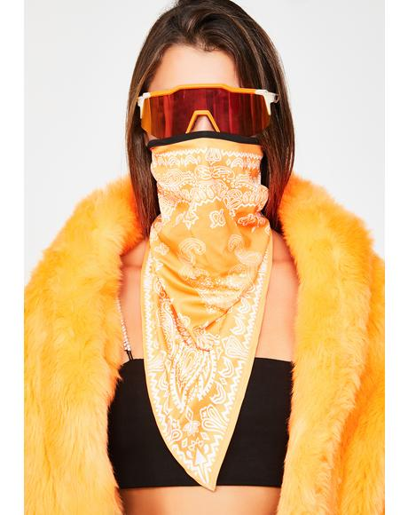 Juicy Nomad Bandanna Dust Mask