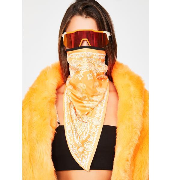 Juicy Nomad Bandanna Dust Mask