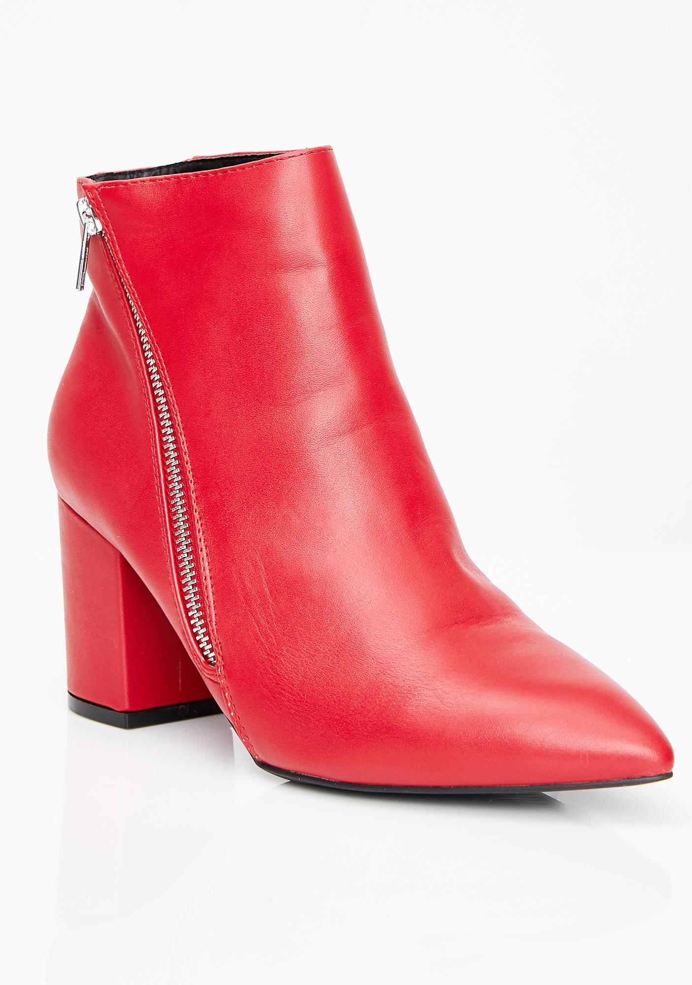 Lover Got It Bad Ankle Boots