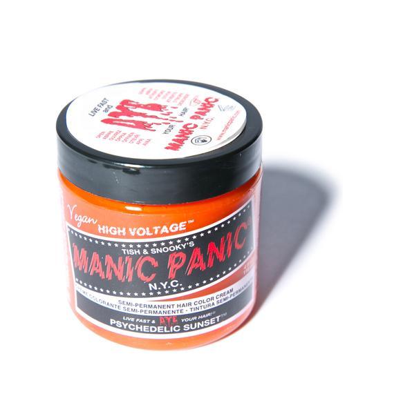 Manic Panic Psychedelic Sunset Classic Hair Dye
