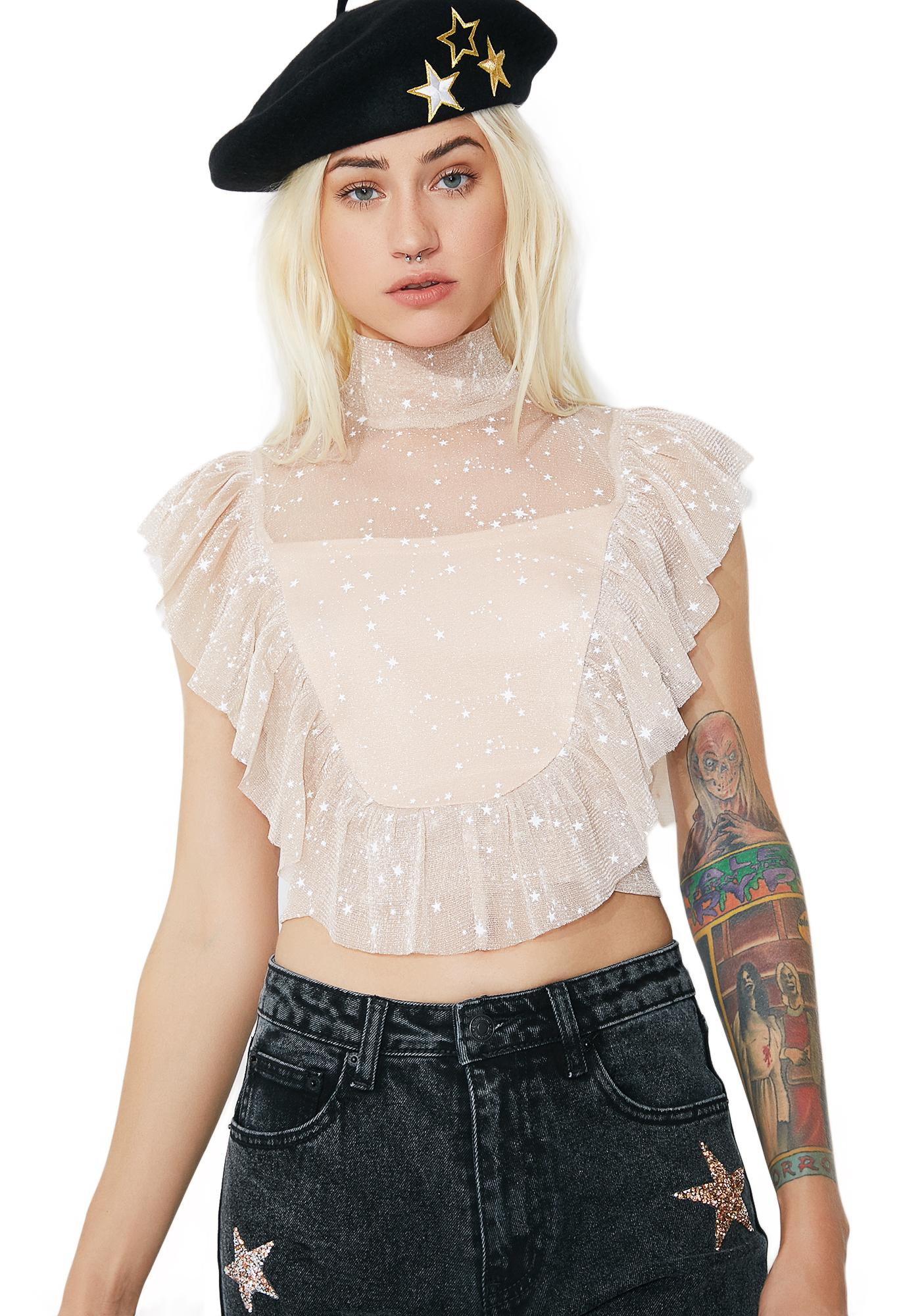 Parallel Universe Mesh Top