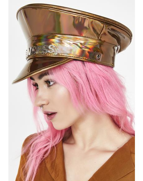 Princess Opulence Captain Hat