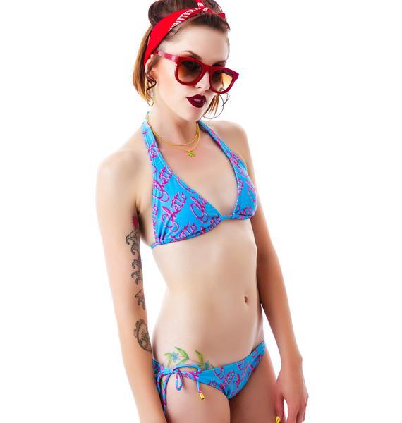 Joyrich Ghetto Blast Bikini