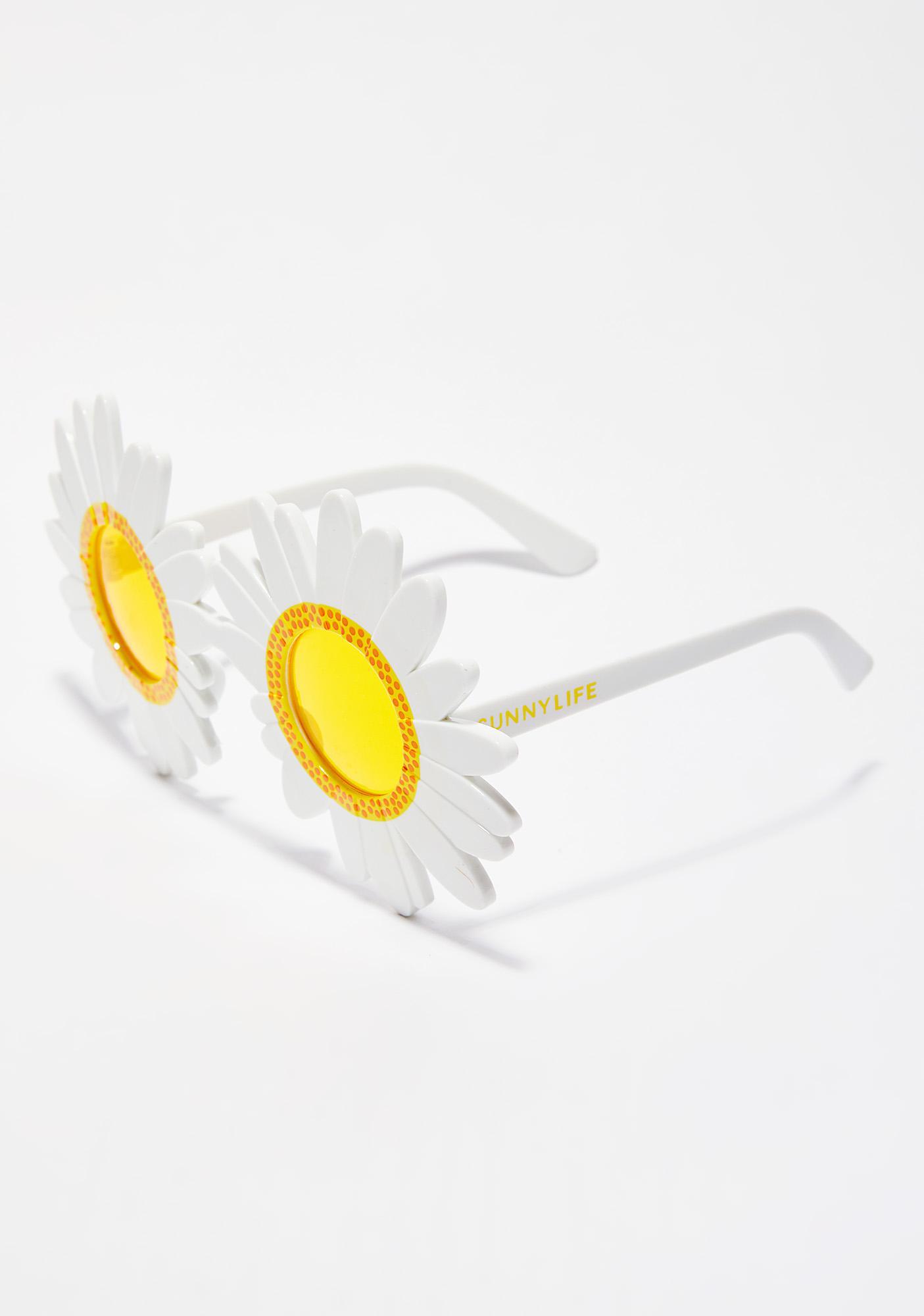 Fresh Picked Daisy Sunglasses