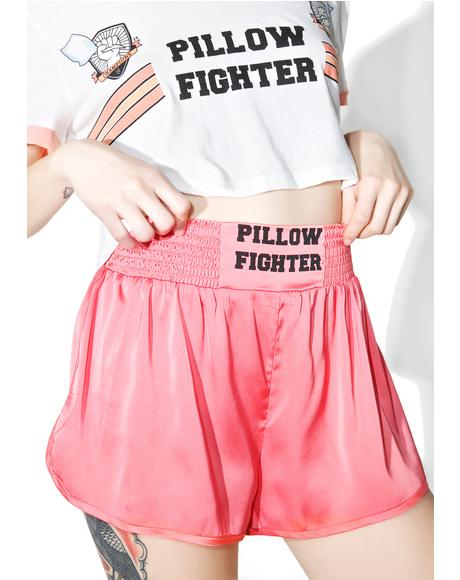 Pillow Fighter Shorts