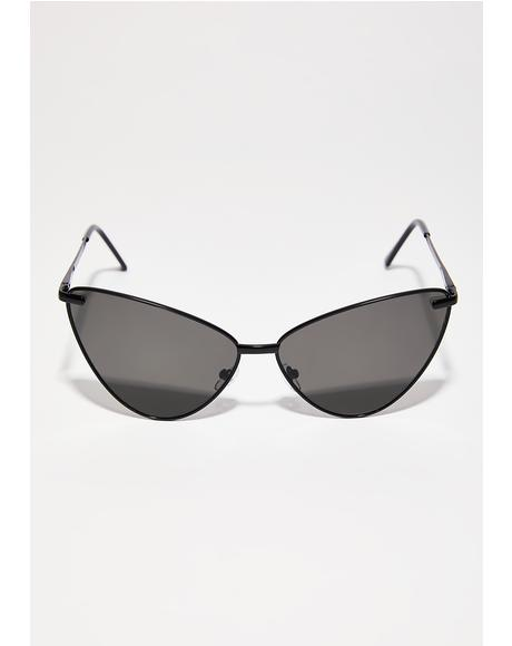 Step Sissy Sunglasses