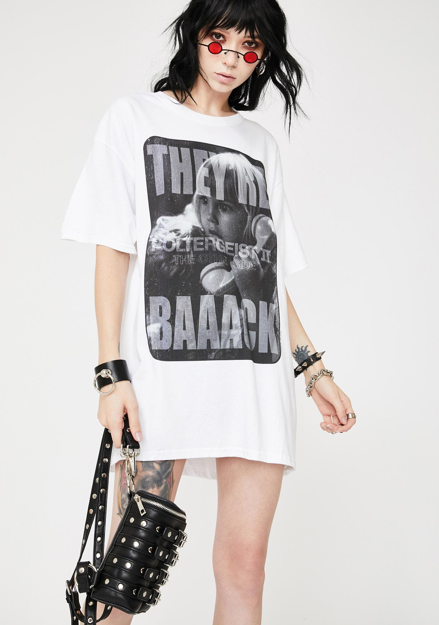 Trevco They're Baaack Graphic Tee